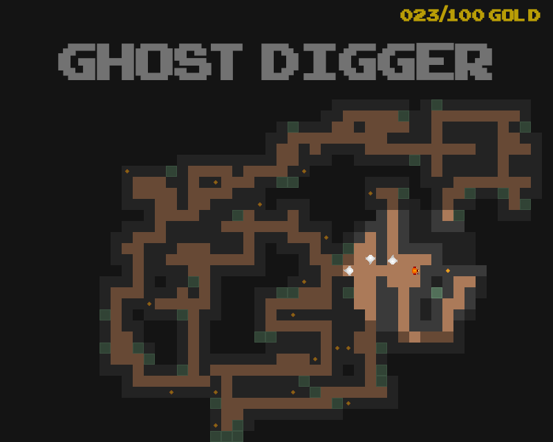 Ghost Digger